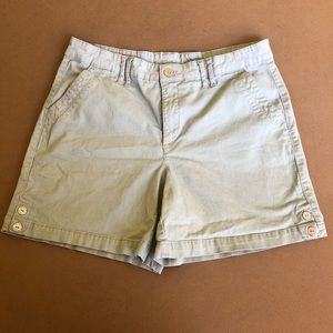 Gloria Vanderbilt Slimming Shorts